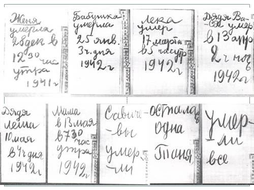 блокада ленинграда найти человека
