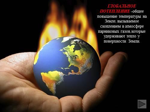 global warming in india