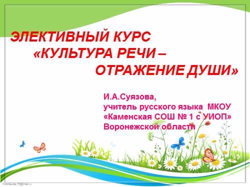 Лексические нормы современного русского языка и их нарушение