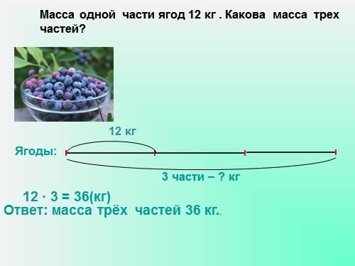 Решение задачи про ягоды о с габриелян химия решить задачи