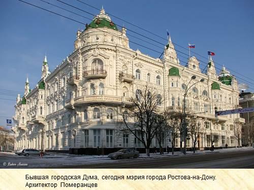 Архитектура россии 20 века доклад 6847