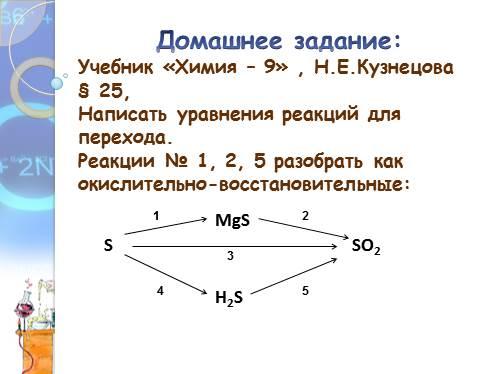 Соединения в Химии примеры