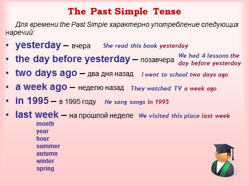 презентации по английскому языку по врем