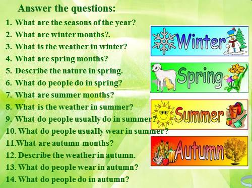 show an essay of winter season of primary classes