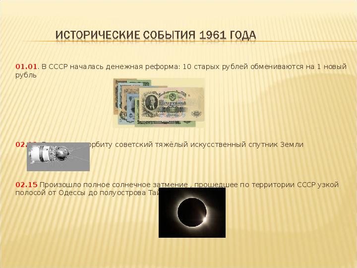 картинки календарь исторических событий