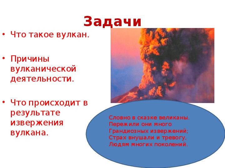 Скачать проект на тему vulkany 3 класс