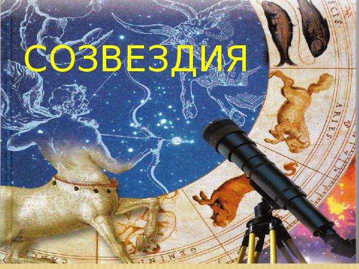 Презентация Звезды и созвездия