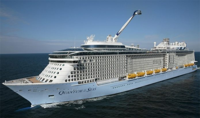 Корабль MS Quantum of the Seas
