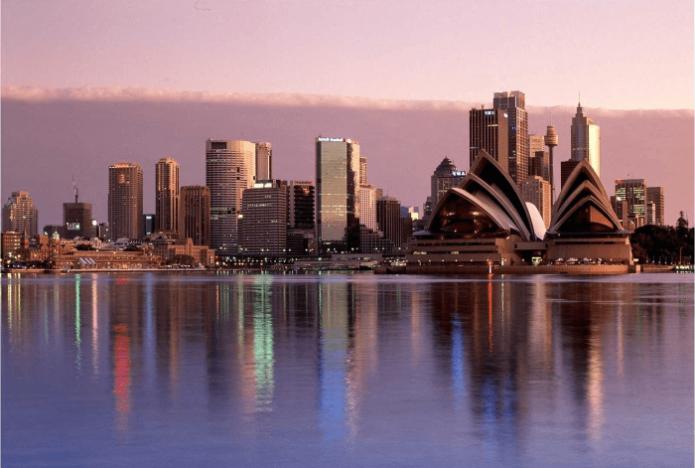 Сидней в Австралии