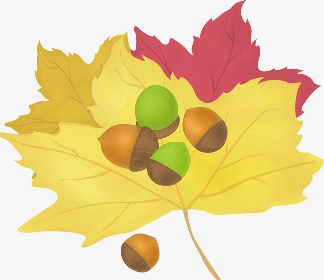 Эмблема для осеннего бала