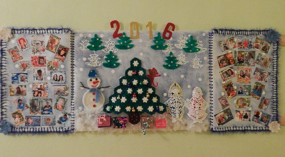 Стенгазета к новому году фото