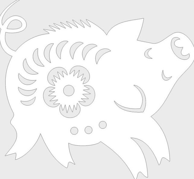 Вытынанка — символ наступающего года