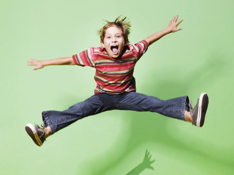 Вечный двигатель: как помочь в учебе гиперактивному ребенку