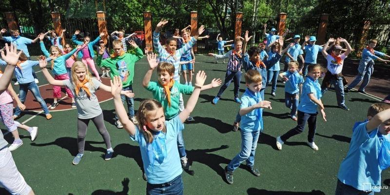 Школьный лагерь: каникулы строгого режима?