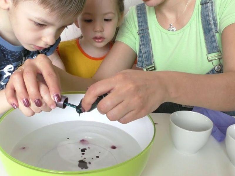 Необычные опыты, которые можно провести вместе с детьми в домашних условиях
