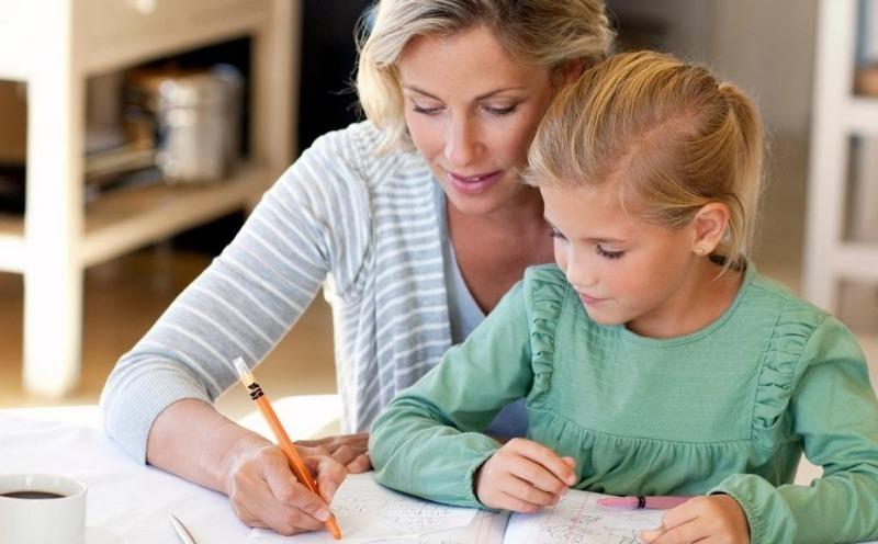 Как обучение на дому влияет на здоровье детей
