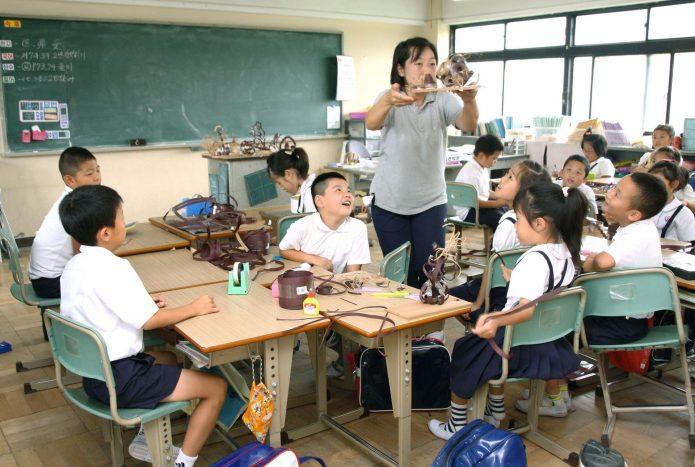Каникулы школьников в Южной Корее