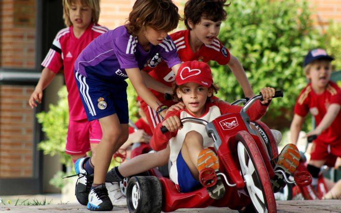 Каникулы школьников на Кипре