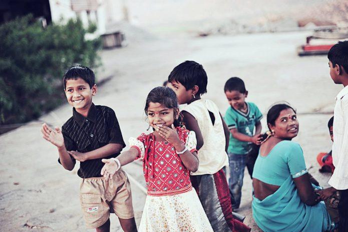 Каникулы школьников в Индии