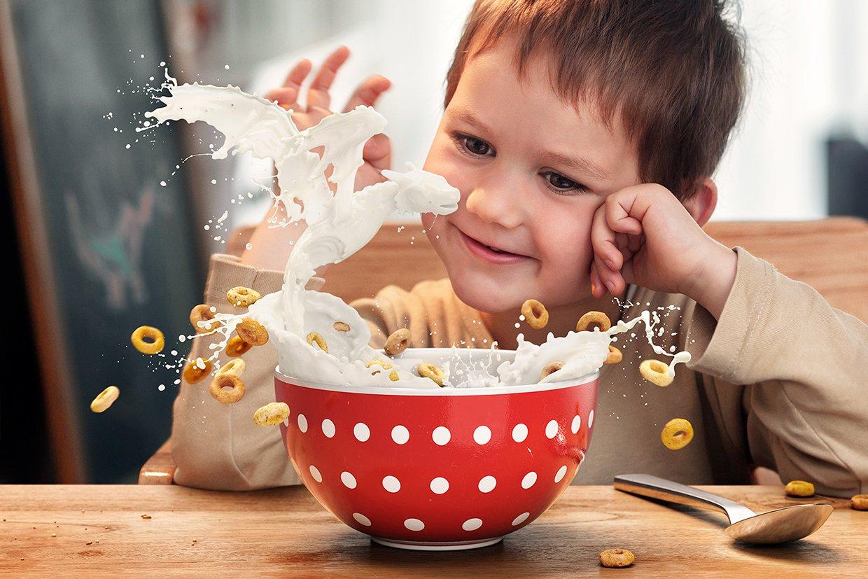 От какой еды ребенок вряд ли откажется по знаку Зодиака