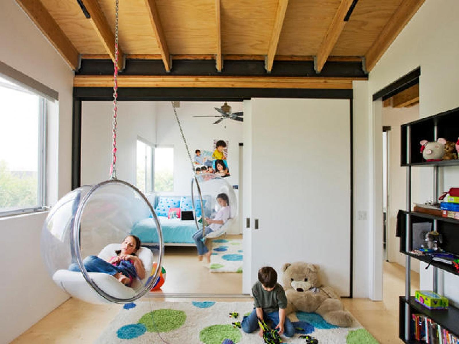 Как легко и просто превратить детскую комнату в мечту каждого ребенка