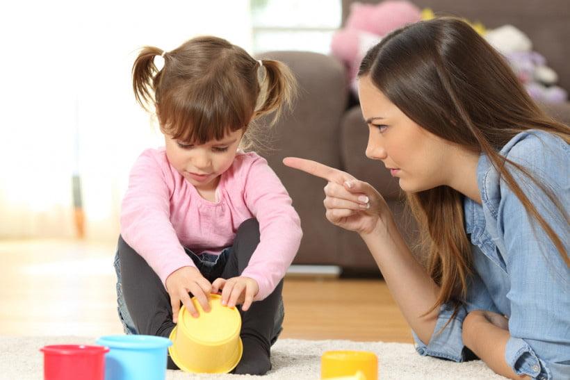 7 фраз, которые нельзя говорить детям