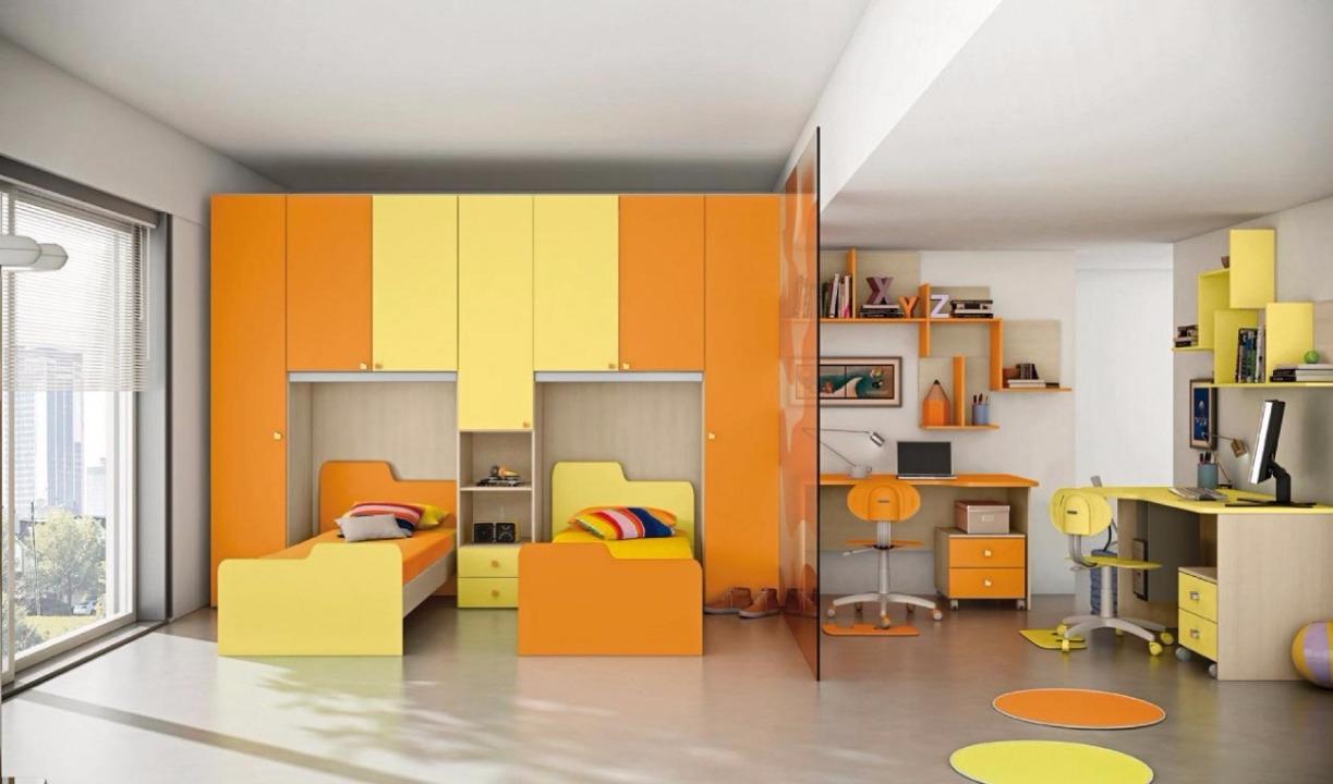 Как цвет стен в детской комнате влияет на настроение и характер ребенка