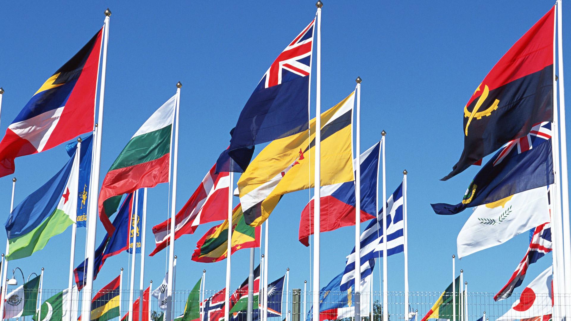 Тест: угадаете ли вы страну по флагу?