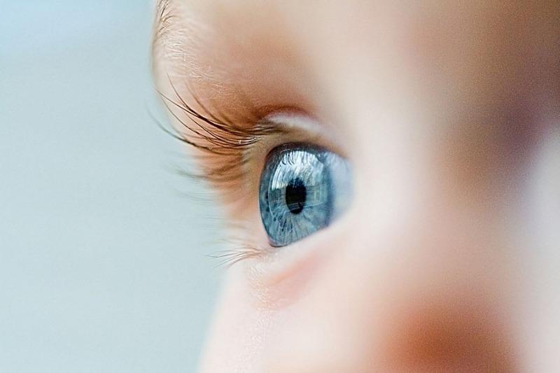 Как узнать, какого цвета будут глаза у ребенка