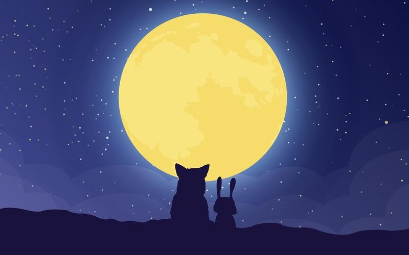 Как увлекательно рассказать первокласснику про Луну