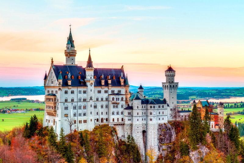 Куда поехать и что посмотреть в Германии осенью: советы и фото