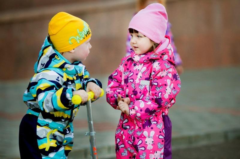 6 важных моментов, которые нужно учесть при выборе детской одежды на осень и зиму