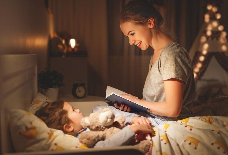 7 простых советов, которые помогут уложить ребенка спать быстрее, чем обычно