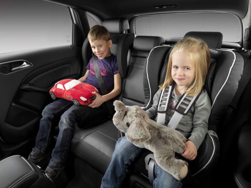 5 способов занять детей в поездке