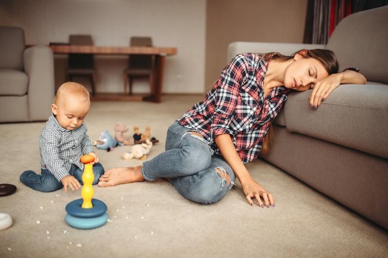 10 вещей, о которых мама может забыть после рождения ребенка