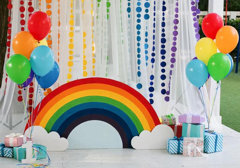 12 оригинальных способов украсить детскую комнату на день рождения