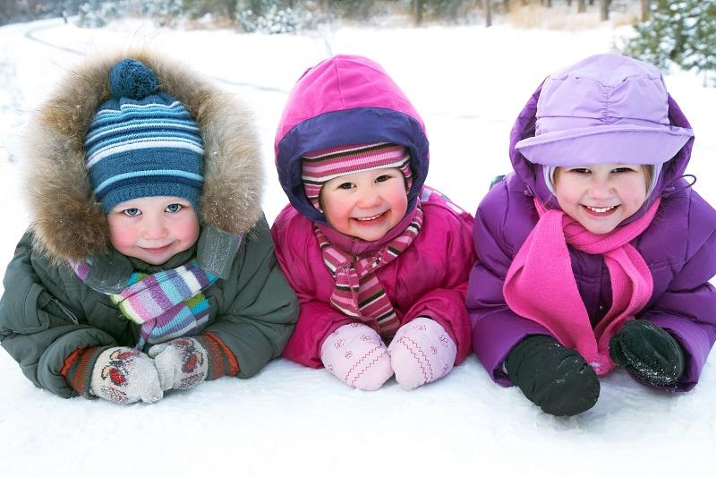5 способов уберечь ребенка от простуды после зимней прогулки