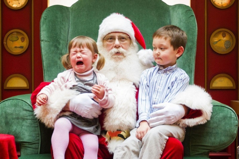 О чем нужно предупредить Деда Мороза, если ребенок маленький