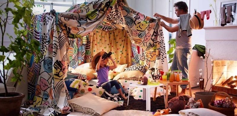 7 способов занять детей, чтобы родители отдохнули