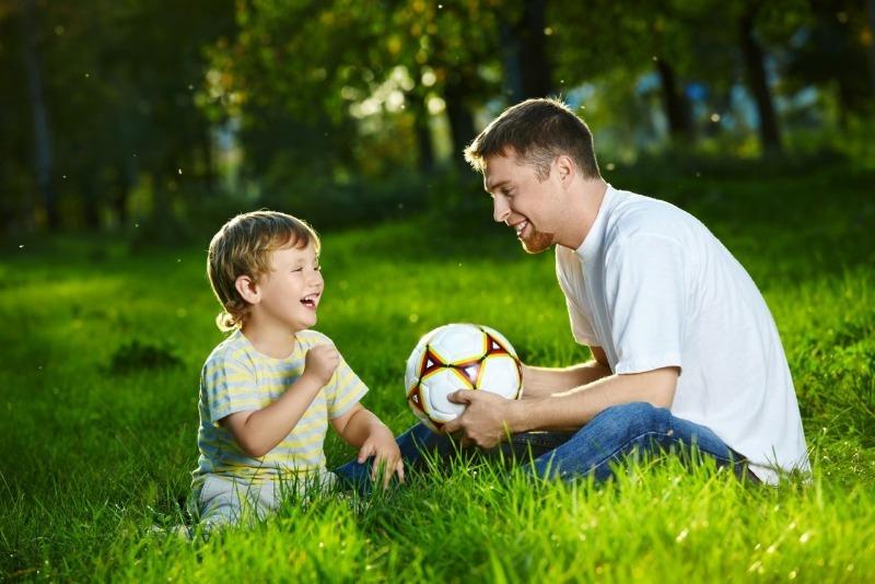 Без мамы: 5 вещей, которые у папы получаются лучше