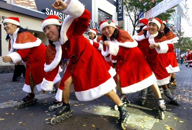5 рождественских традиций со всего света, от которых ваш ребенок будет визжать от восторга