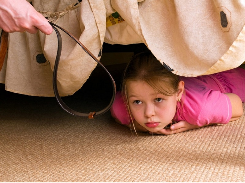 4 проступка ребенка, которые нельзя оставлять безнаказанными