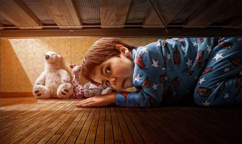 6 способов вырастить из ребенка трусишку, который вздрагивает от каждого звука