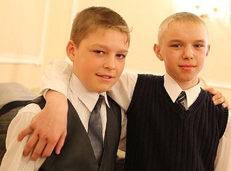 Кирилл Дайнеко и Сергей Скрипник