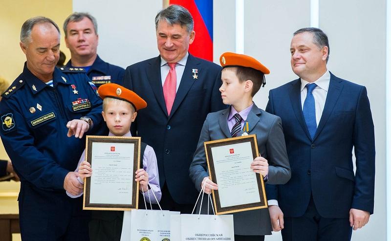 Максим Конов и Георгий Сучков