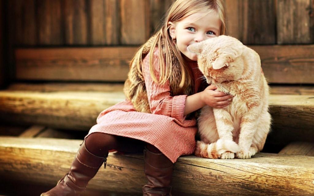 5 способов вырастить доброго и отзывчивого ребенка