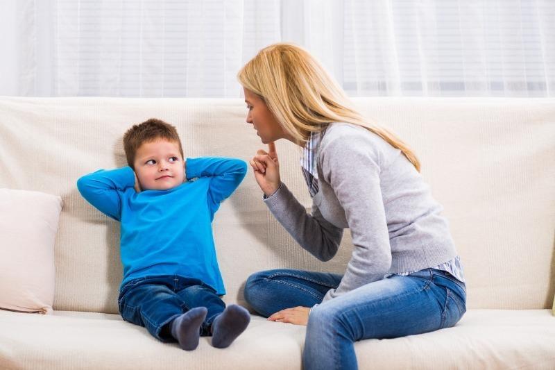 7 наказаний для ребенка, которые не всегда приносят пользу