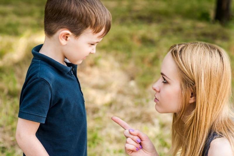 5 ошибок во время ссоры с ребенком, которые сложно исправить