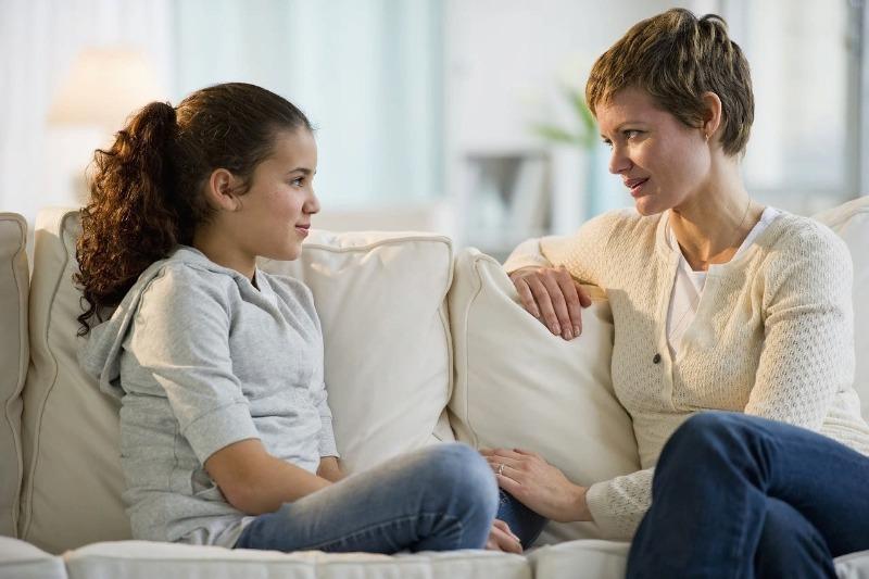 5 важных решений, которые нельзя принимать за своего ребенка